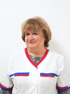Астафьева Светлана Александровна