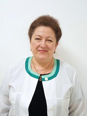 Михайлова Светлана Николаевна